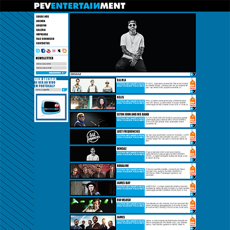 PEV Entertainment